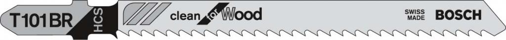 Bosch Clean Wood 1 Lug 101 BR
