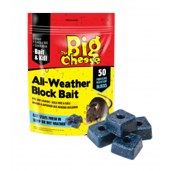 The Big Cheese All-Weather Block Bait