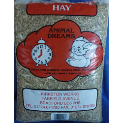 Animal Dreams Compressed Hay - With Carry handle