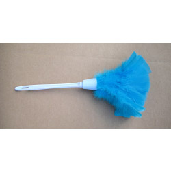 Adams Bros Turkey Feather Duster - 13""