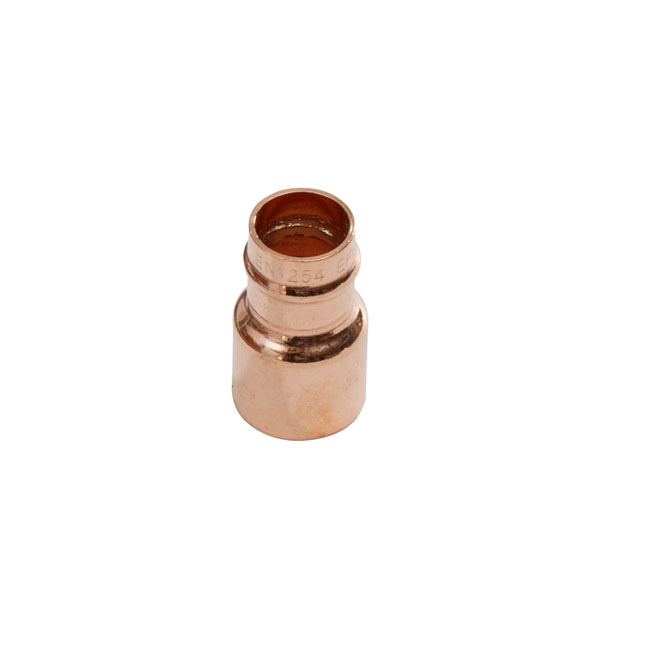 SupaPlumb Solder Ring Fitting Reducer - 15mm x 10mm