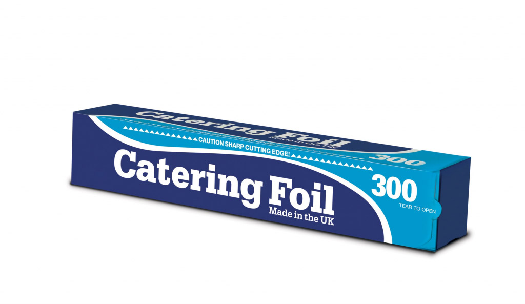 Catering Foil - 300mm x 30m