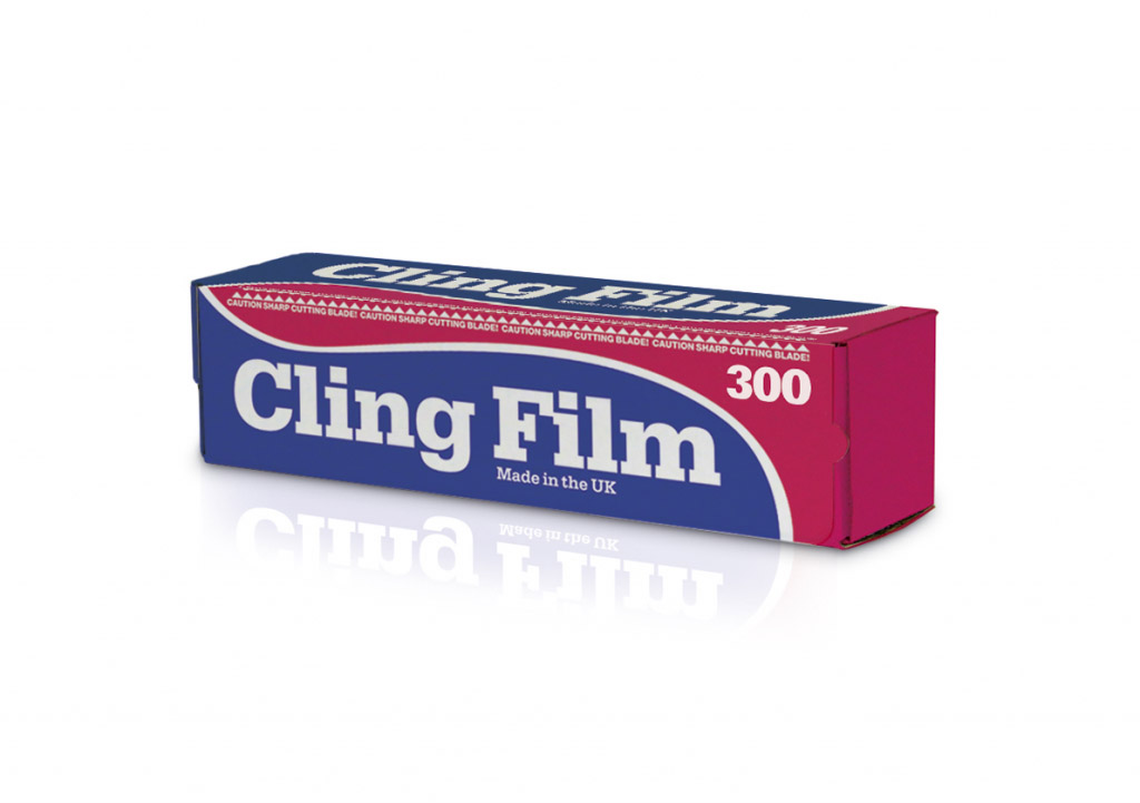 Cling Film - 300mm x 60m
