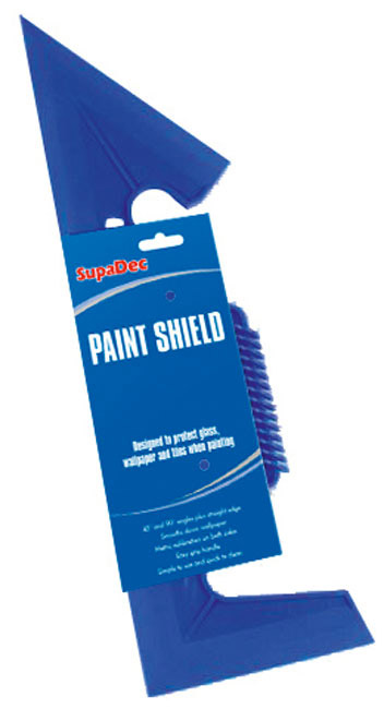 SupaDec Large Paint Shield