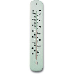 Brannan Standard Wall Thermometer - 215mm
