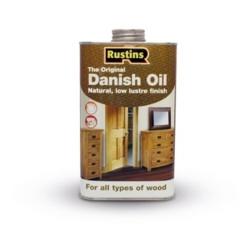 Rustins Danish Oil - 5L