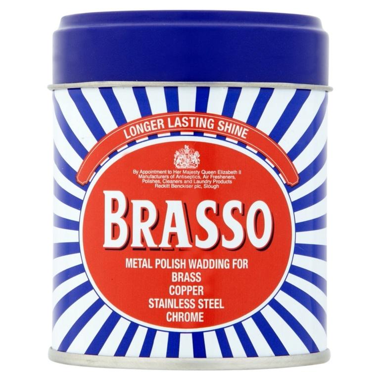 Brasso Wadding - 75g