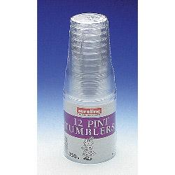 Caroline Pint Tumblers (12) - 1 Pint (500ml)