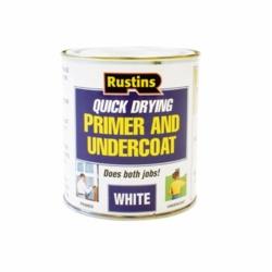 Rustins Quick Dry Primer & Undercoat 250ml