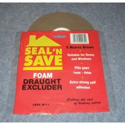 Stormguard Seal N Save Foam - 5m M11