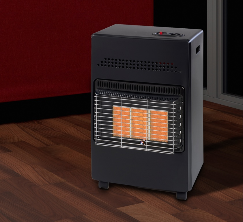 SupaWarm Cabinet Heater 4.2Kw - Size: 420mm (w) 735mm (h) x 450mm (d)