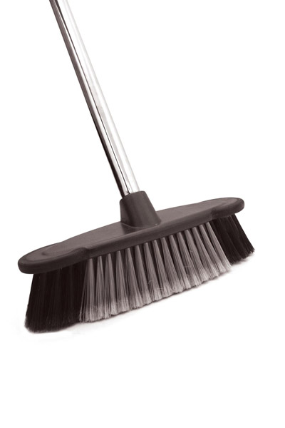 Bentley Soft Grip Graphite Brush with Silver Handle