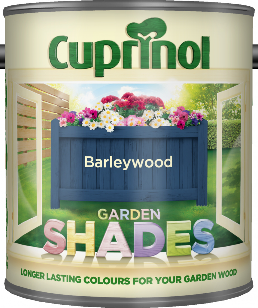 Cuprinol Garden Shades 1L - Barleywood
