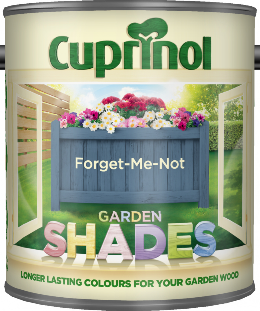 Cuprinol Garden Shades 1L - Forget Me Not