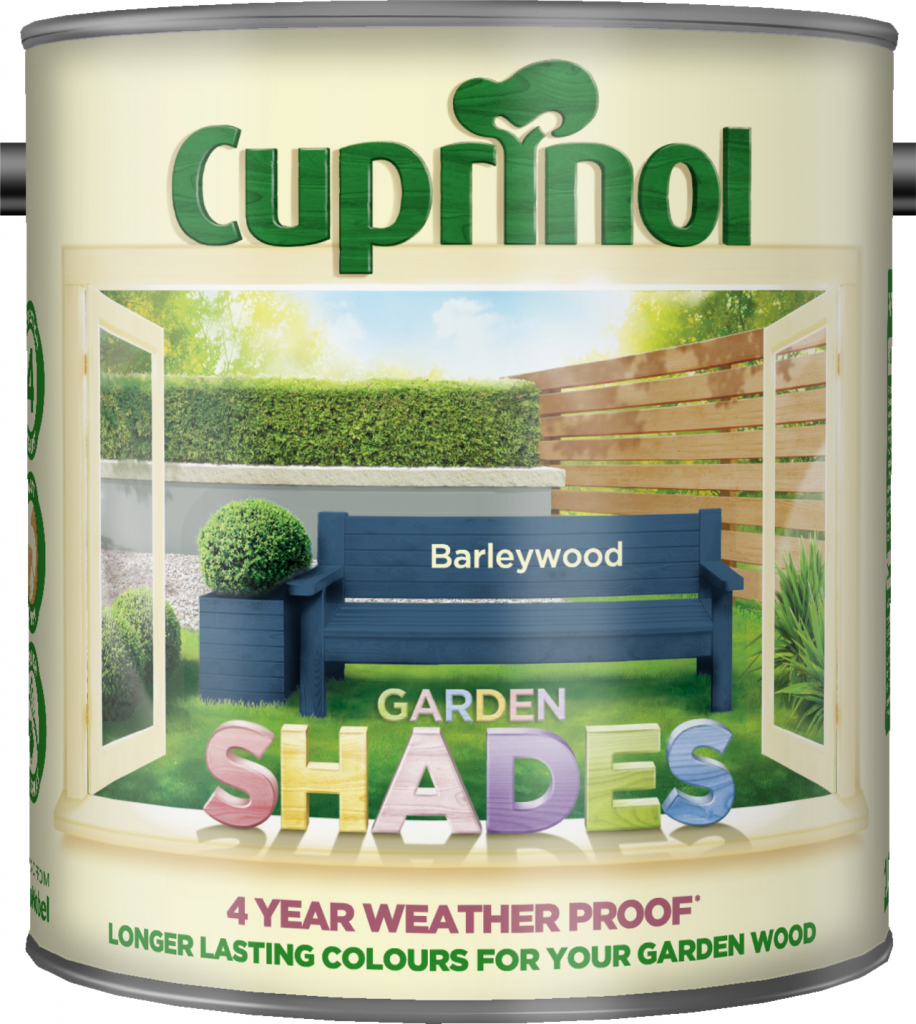 Cuprinol Garden Shades 2.5L - Barleywood