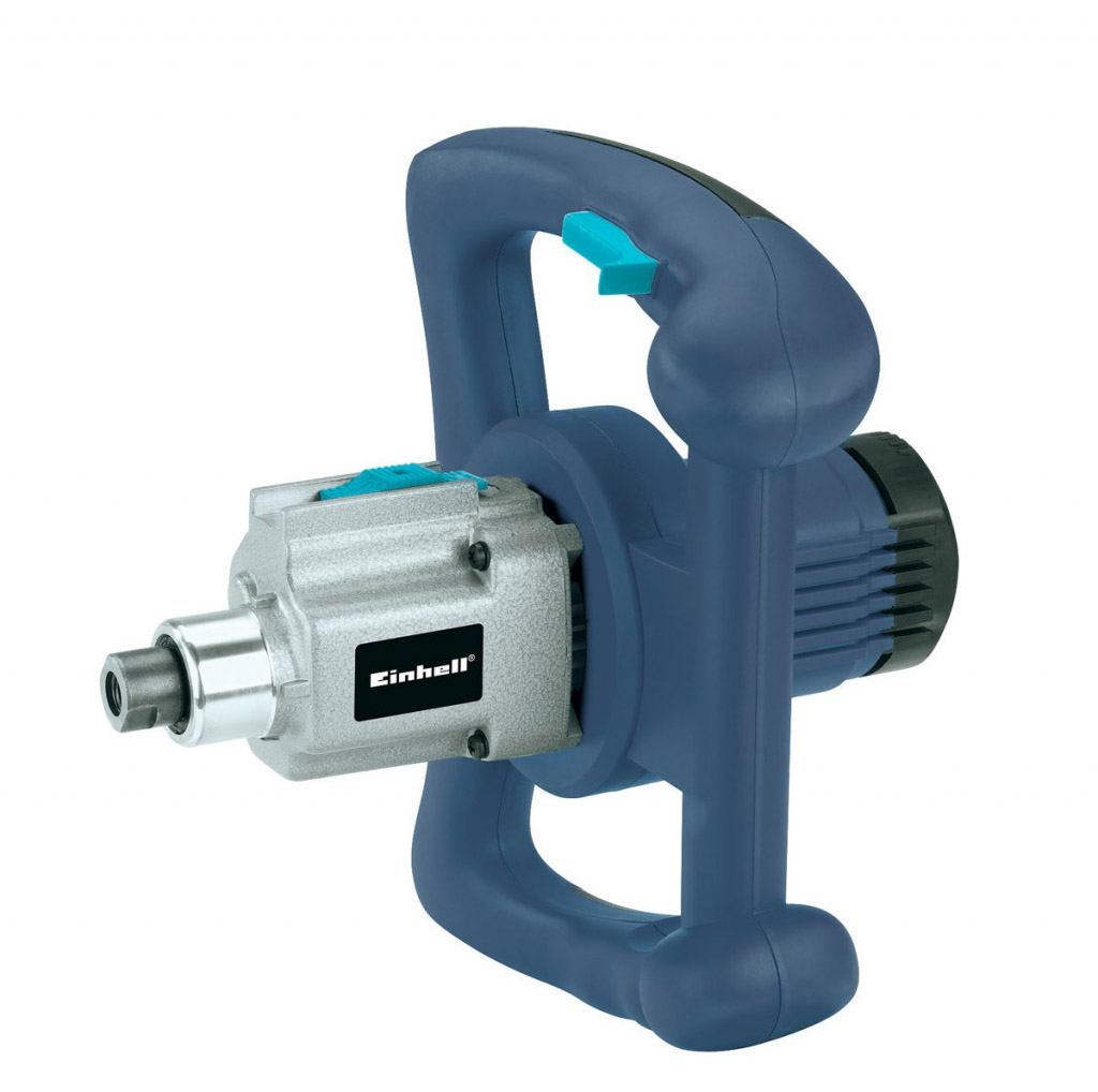 Einhell Paint & Mortar Power Mixer 1400w - Blue