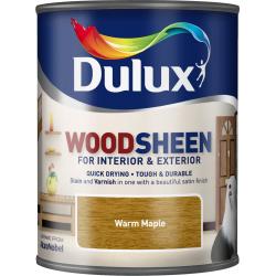 Dulux Woodsheen 750ml Warm Maple