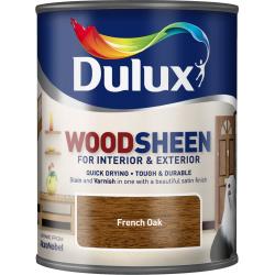 Dulux Woodsheen 750ml French Oak