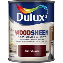 Dulux Woodsheen 750ml Rich Mahogany