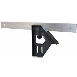 """Stanley Combination Square - Length: 300mm (12"""")"""