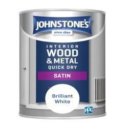 Johnstone's Quick Dry Satin 750ml