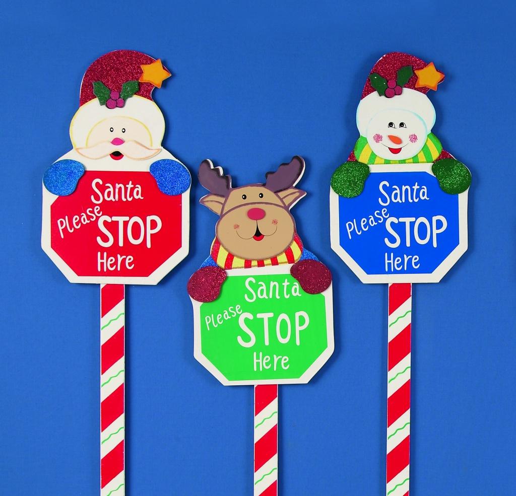 Premier Santa Stop Here
