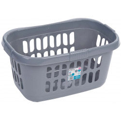 Casa Hipster laundry basket (Silver)