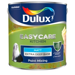 Dulux Colour Mixing Kitchen Matt Base 2.5L
