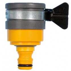 Hozelock Universal Round Mixer Tap Connector