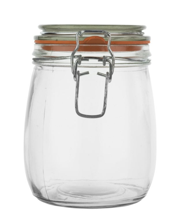 Tala Classic Airtight Lever Arm Storage Jar - 700ml/1 1/2lb