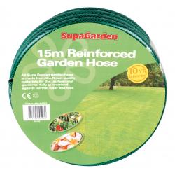 SupaGarden Reinforced Garden Hose