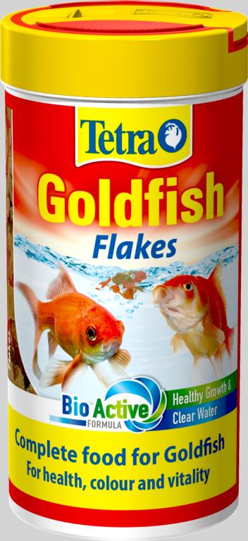Tetra Goldfish Flakes - 250ml (52g)