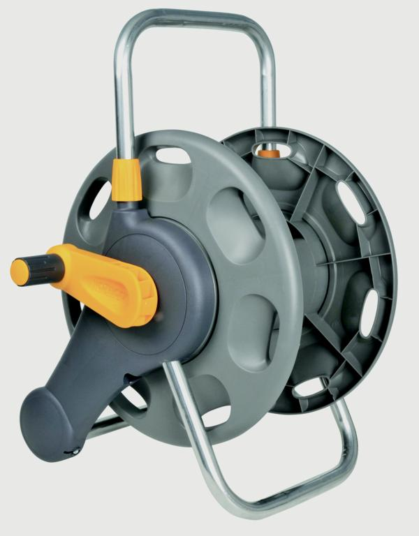 Hozelock 2 in 1 Hose Reel - 60m