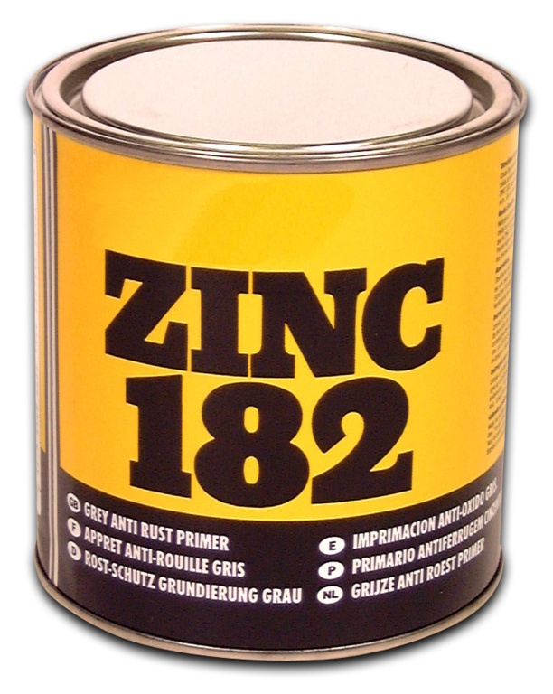 Isopon Zinc 182 Rust Inhibiting Primer - 1L