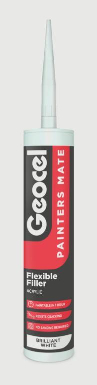 Geocel Painters Mate Filler 310ml - White