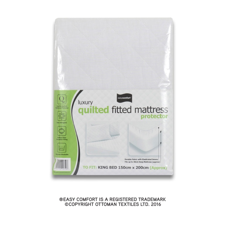 Easy Comfort Kb Mattress Protector