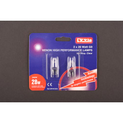 Lyvia Xenon High Performance Lamps G9