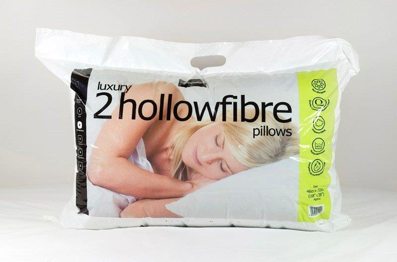 Easy Comfort Twin Bounce Pillows