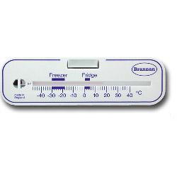 Brannan Fridge Freezer Thermometer - Horizontal