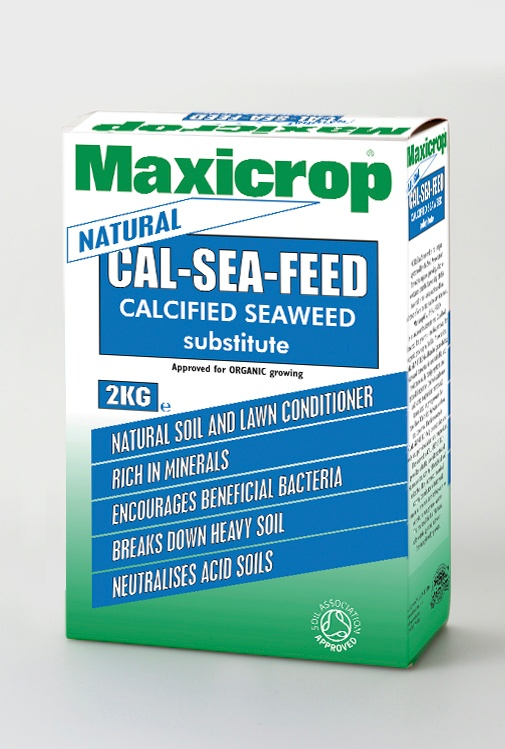 Maxicrop Cal-Sea-Feed - 2kg