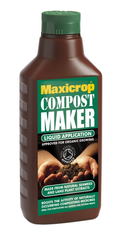 Maxicrop Compost Maker - 500ml