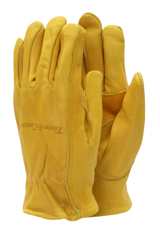 Town & Country Elite - Superior Grade Leather Gloves - Ladies Size - M