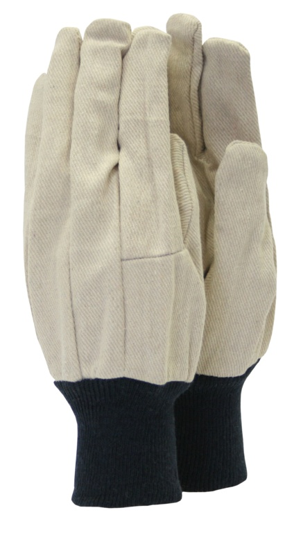 Town & Country Basic - Canvas Gloves - Men's Size - L