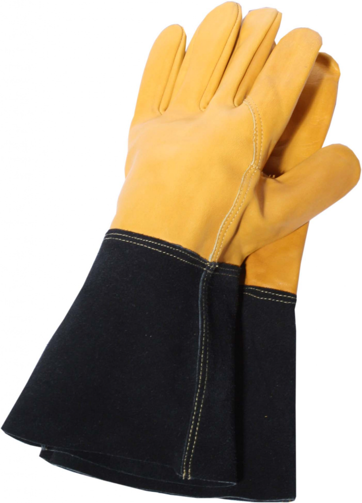 Town & Country Professional - Heavy Duty Gauntlet Gloves - Ladies Size - M