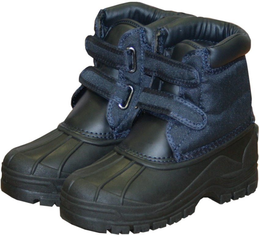 Town & Country Charnwood Navy Boots - Size 10