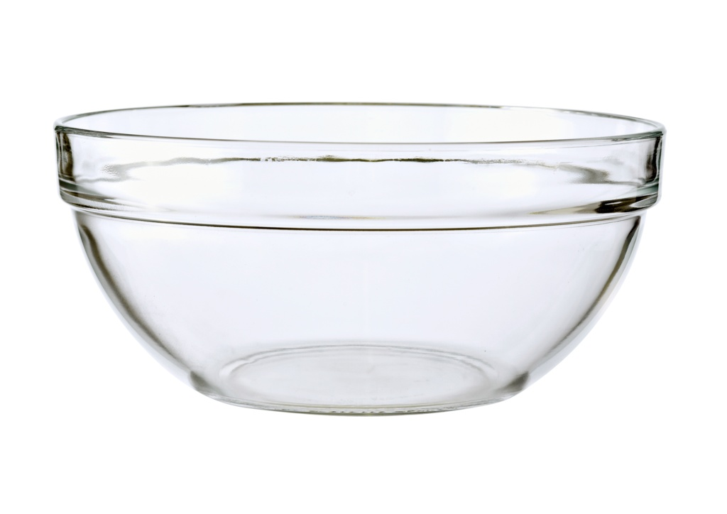 Luminarc Stacking Bowl Clear - 23cm