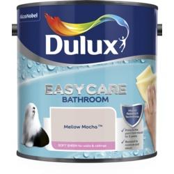 Dulux Easycare Bathroom Soft Sheen 2.5L Mellow Mocha