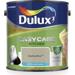 Dulux Easycare Kitchen 2.5L Overtly Olive