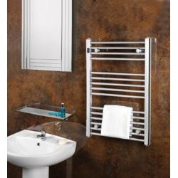 SupaPlumb Chrome Straight Towel Rail