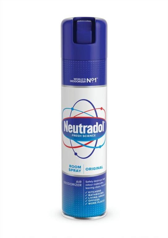 Neutradol Deodoriser Original - 300ml Aerosol